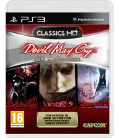 Devil May Cry. HD Collection (PS3)